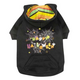 Zack and Zoey Witching Hour Dog Hoodie Small