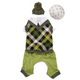 Zack and Zoey Putter Pup Dog Costume Small