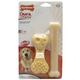 Nylabone Dura Chew Peanut Butter Bone Dog Chew 2PK