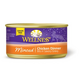 Wellness Cuts Minced Chicken Can Cat Food 24 Pack