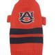 NCAA Auburn Tigers Dog Sweater Large
