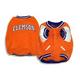 NCAA Clemson Tigers Dog Jacket X-Large