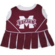 NCAA Mississippi State Cheerleader Dog Dress MD