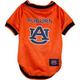 NCAA Auburn Tigers Dog Jersey Small