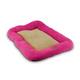 Precision Pet Fuchsia Rose Dog Bumper Crate Mat