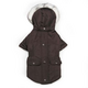 East Side Coll 3 in 1 Eskimo Dog Jacket S/M Brown