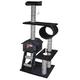 Go Pet Club 60 inch F44 Black Cat Tree Furniture