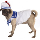 Stay Puft Marshmallow Man Dog Costume Large