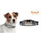 NFL Indianapolis Colts Reflective Dog Collar LG