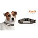 NFL New Orleans Saints Reflective Dog Collar LG