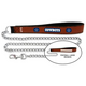 NFL Dallas Cowboys Leather Chain Leash LG