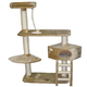 Go Pet Club 64 inch F11 Beige Cat Tree Furniture