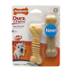 DuraChew Peanut Butter Twin Pack Dog Chew Wolf