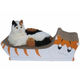 Go Pet Club Kitty Design Cat Scratching Board