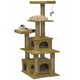 Go Pet Club 67 inch F204 Beige Cat Tree Furniture