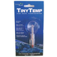 Deep Blue TinyTemp Fish Bowl Thermometer