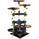 Go Pet Club 67 inch F2091 Brown-Black Cat Tree