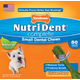 Nutri Dent Complete Chicken Small Dog Chew 28ct