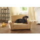 Enchanted Pet Ultra Plush Chestnut Club Dog Chair