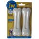 JW Pet Evertuff Nylon Dog Bone 2-Pack Jumbo