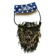 Duck Dynasty Willie Dog Hat/Beard Large/X-Large