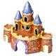 Tetra GloFish Castle Decoration Large