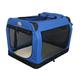 Go Pet Club Blue Soft-Sided Dog Crate 48 inch