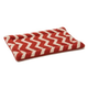 Nature Nap Chevron Rust Dog Crate Mat XL