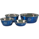 Durapet Magenta Stainless Dog Bowl Large