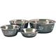 Durapet Blue Stainless Dog Bowl Medium
