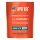 Dogswell LiveFree Chicken Dry Dog Food 25lb