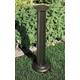 Roman Pedestal - French Bronze