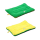 Eco-Paw Reversible Yellow and Green Pet Bed LG