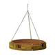 Stovall Hanging Bird Bath 18In