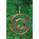 Fly-Thru Bird Feeder Venetian Bronze