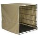 Pet Dreams Khaki Classic Crate Cover X-Large