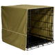 Pet Dreams Olive Classic Crate Cover X-Large