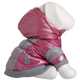 Pet Life Pink Vintage Aspen Dog Ski Coat MD