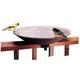 API Non Heated Birdbath w/ EZ Tilt Deck Mount