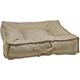 Bowsers Piazza Flax Dog Bed Medium