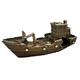 Deep Blue DecoConcepts Crab Boat Large