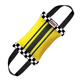 KONG Fire Hose Ballistic Double Tug Dog Toy Medium