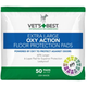 Vets Best XLarge Oxy-Action Dog Training Pads 50ct