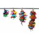 Java Wood Color Splash Bird Toy Large