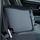 KH Mfg Mod Safety Pet Car Seat Gray