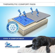 Enchanted Home Pet TheraCool Dog Bed Pad Large