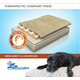 Enchanted Home Pet Ultra Plush Bed Topper Large