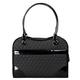 Pet Life Exquisite Black Handbag Pet Carrier