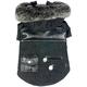 Pet Life Ruff-Choppered Fashion Wool Pet Coat LG