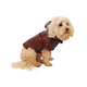 Pet Life Sporty Avalanche Pet Coat Burgundy XL